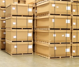 Cargo transport logistics warehouse Stock Photo 06