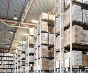 Cargo transport logistics warehouse Stock Photo 08