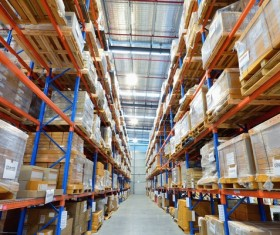 Cargo transport logistics warehouse Stock Photo 10