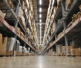 Cargo transport logistics warehouse Stock Photo 12
