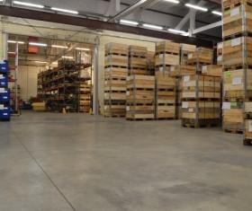 Cargo transport logistics warehouse Stock Photo 13
