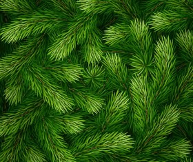 Christmas tree pattern seamless vectors 01