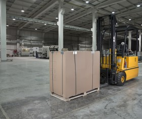 Freight logistics handling Stock Photo 03