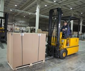 Freight logistics handling Stock Photo 05