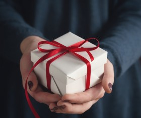 Give Gift Boxes Stock Photo 05