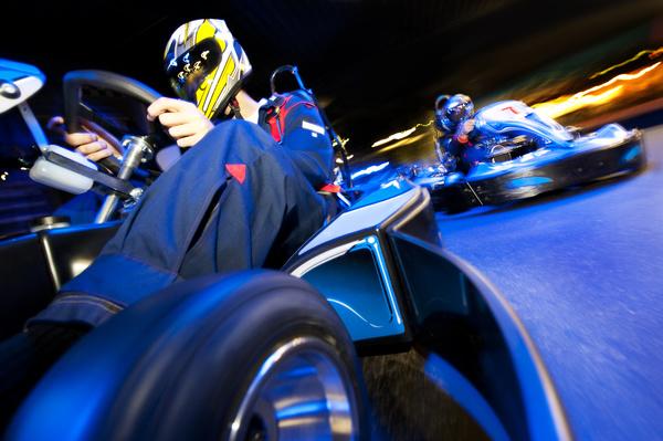 Kart Race Racer Stock Photo 01