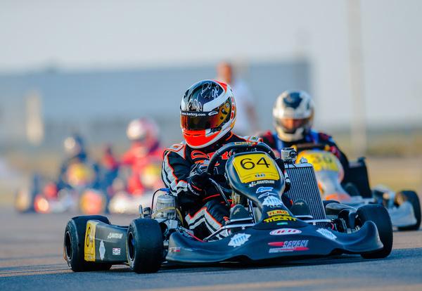 Kart Race Racer Stock Photo 03