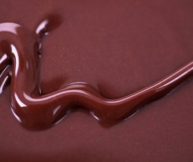 Liquid Chocolate Textures Stock Photo 11