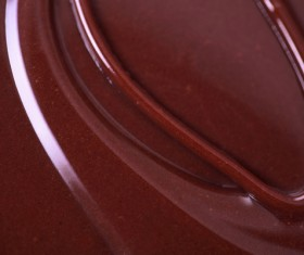 Liquid Chocolate Textures Stock Photo 12
