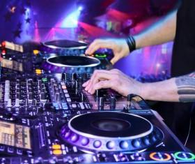 Nightclub DJ Stock Photo 01