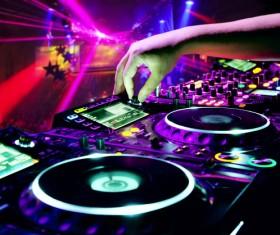 Nightclub DJ Stock Photo 04