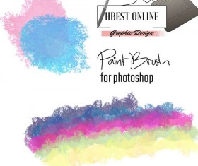 Paint Photoshop Brushes