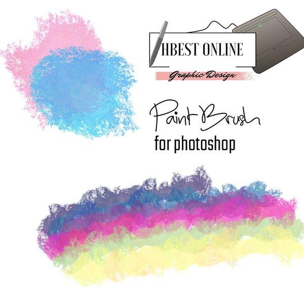 Paint Photoshop Brushes