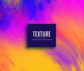 Paint texture grunge background vectors 01