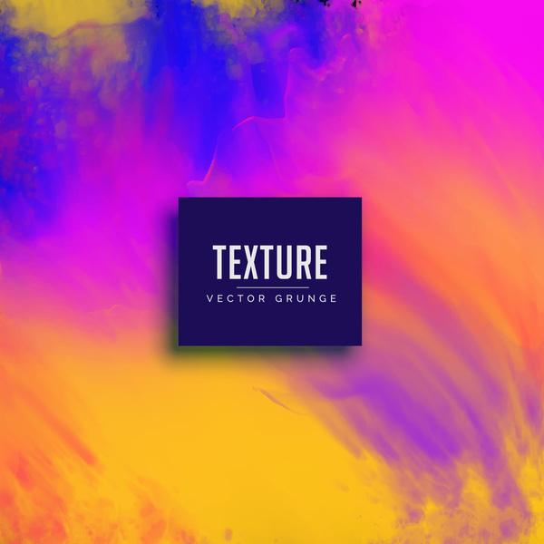 Paint texture grunge background vectors 01