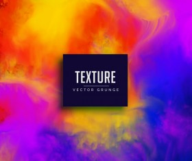 Paint texture grunge background vectors 04