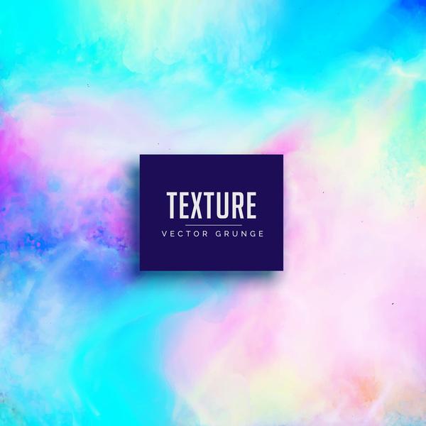 Paint texture grunge background vectors 05
