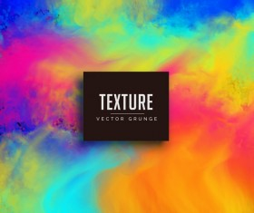 Paint texture grunge background vectors 07