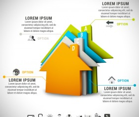 Pizzle modern infographic template vector 14