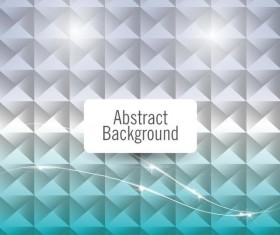 Polygon abstract background vectors 02