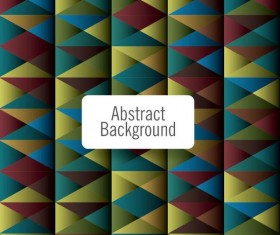 Polygon abstract background vectors 05