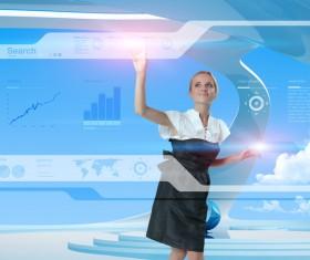 Technology future development trend Stock Photo 10