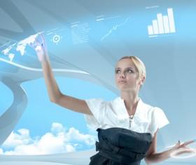 Technology future development trend Stock Photo 11