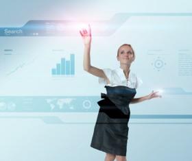 Technology future development trend Stock Photo 14