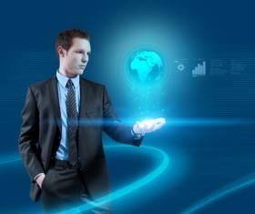 Technology future development trend Stock Photo 15