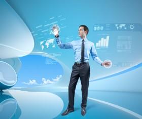 Technology future development trend Stock Photo 18