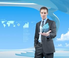 Technology future development trend Stock Photo 19