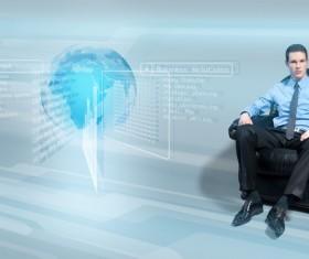 Technology future development trend Stock Photo 20