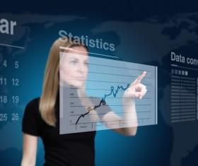 Technology future development trend Stock Photo 24