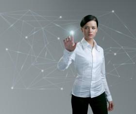 Technology future development trend Stock Photo 25