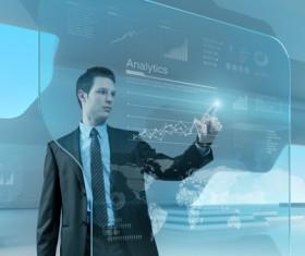 Technology future development trend Stock Photo 29