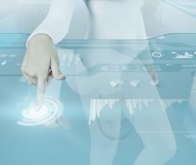 Technology future development trend Stock Photo 31