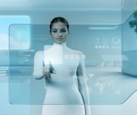 Technology future development trend Stock Photo 33
