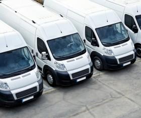 Truck Freight Transport Logistics Stock Photo 05