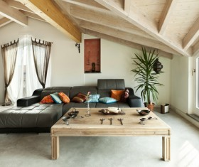 Various Interior Design Stock Photo 03