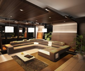 Various Interior Design Stock Photo 12