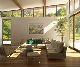 Various Interior Design Stock Photo 13