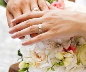 Wedding ring Stock Photo 01