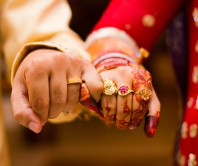 Wedding ring Stock Photo 04