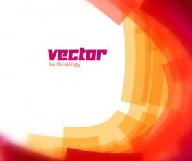 abstract blur technology background vector 02
