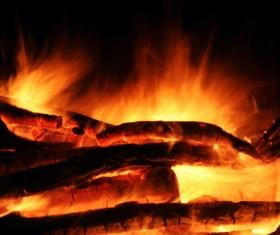 campfire Stock Photo 01