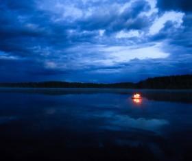 campfire Stock Photo 06