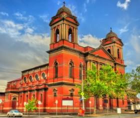 Australian city buildings Stock Photo 13