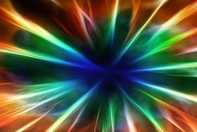 Bright Explosive Textures Stock Photo 01