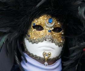 Carnival Sicily Acireale Stock Photo 03