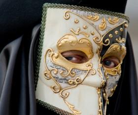 Carnival Sicily Acireale Stock Photo 04